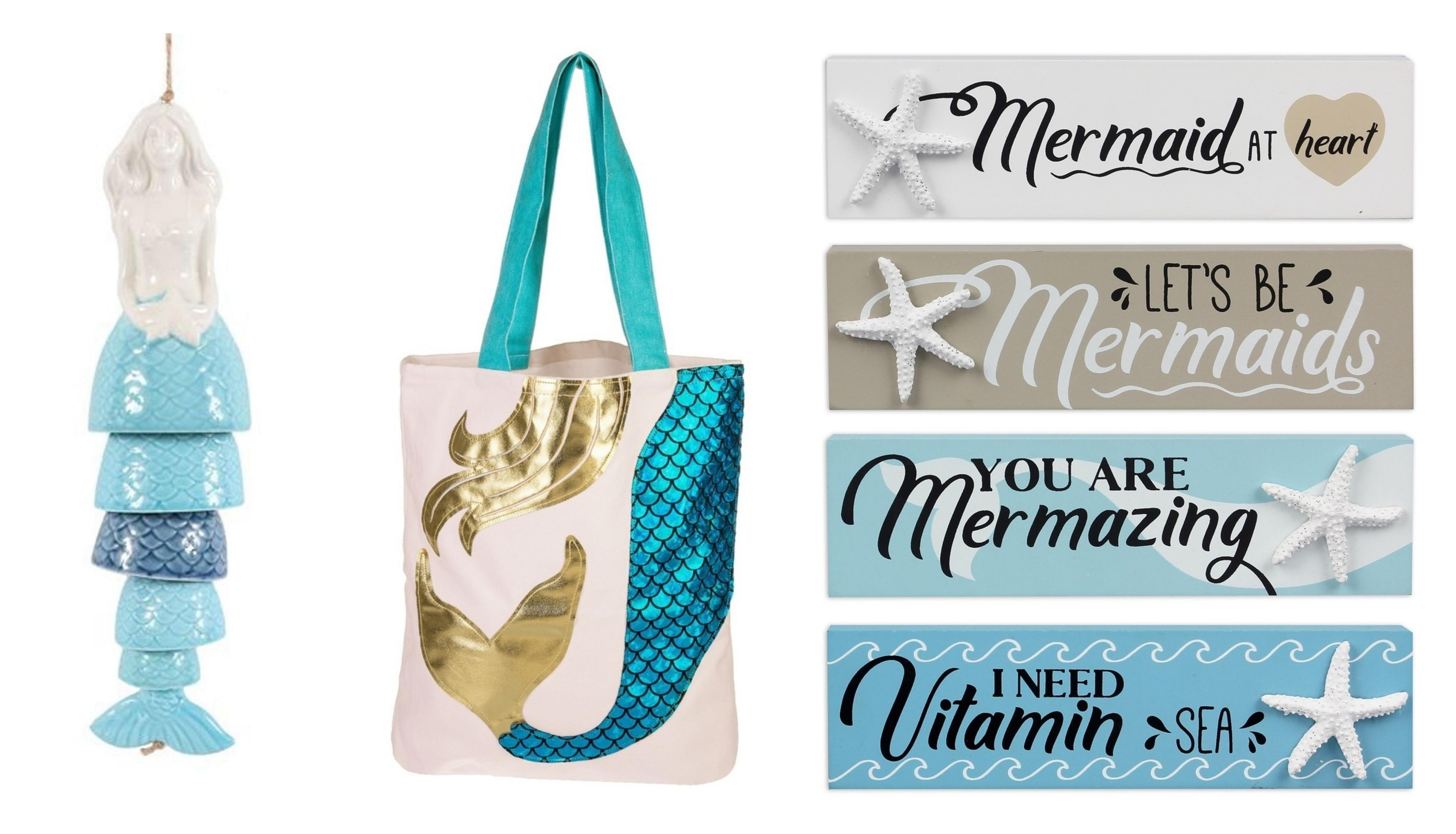 9 of our Favorite Mermaid Products